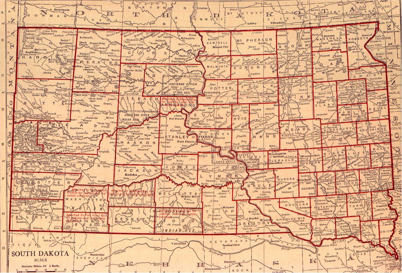 South Dakota County Ma...